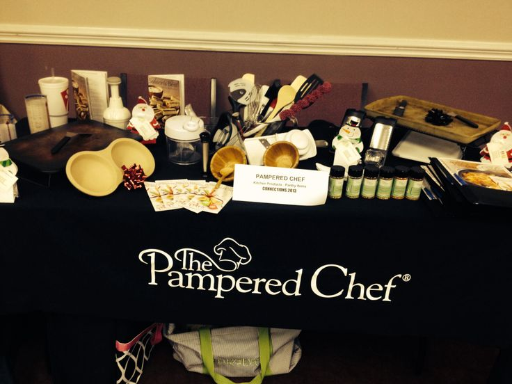 10 Best Images About Pampered Chef Booth Ideas On