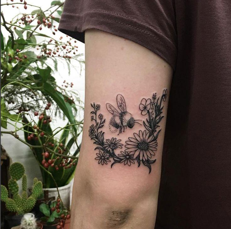 Ideen für handgestochene Tattoos #BodyartIdeas