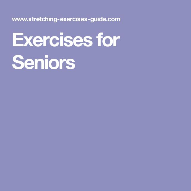 1000 ideas about stretching exercises for seniors on pinterest