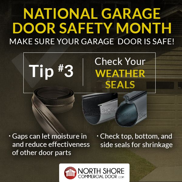 Prolong the life of your other garage door parts by ensuring your ...