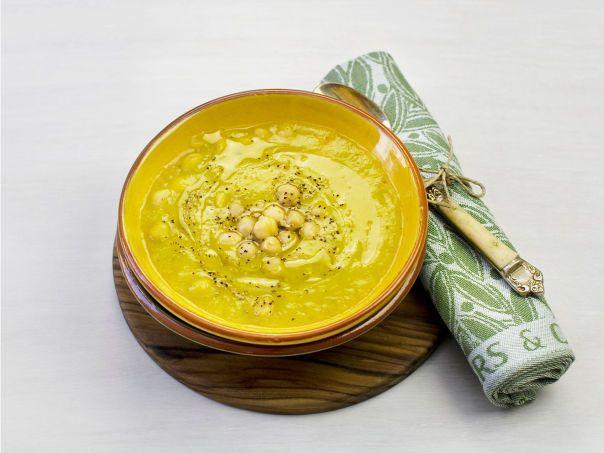 Kikert- og potetsuppe
