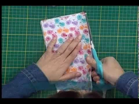 Segredos do viés e plastificação de tecido - YouTube