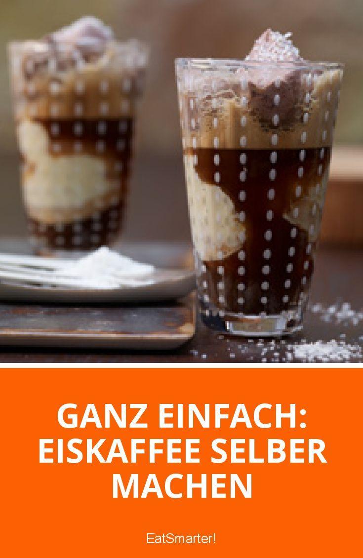 Ganz einfach: Eiskaffee selber machen | eatsmarter.de