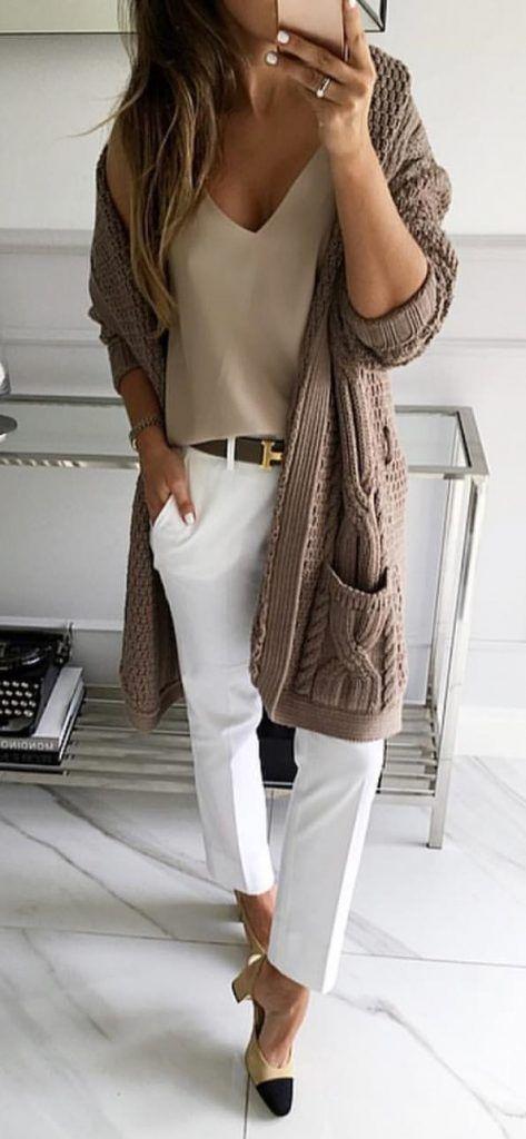 ad75b8c12f women s gray long cardigan