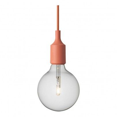 Lampe suspendue - Terracota  Muuto