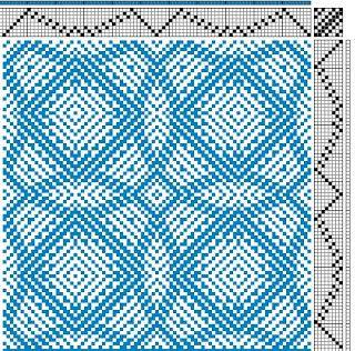 Не 2 Квадратных Ткачей: Плетение Колес