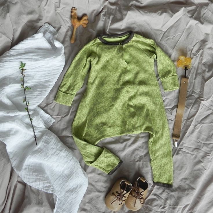 """Baby outfit nursery """"early morning"""" with our coffee oxfords boots and pacifier clips"""