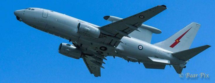 RAAF E-7/A Wedgetail