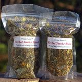 All Natural Herbal Tobacco Blend. Great alternative to toxic cigarettes! Soothing, calming, and contains ingredients that actually help lungs and lung congestion (Mullein) is calming and can help you to quit smoking (Lobelia), anti-bacterial (Sage), helps with anxiety and depression and has mild euphoric affects (Damiana), calming and relaxing (Catnip & Mugwort), Nettle, Red Raspberry, Hops (Calming) and Calendula.    Great for people who are trying to quit smoking and just want something…
