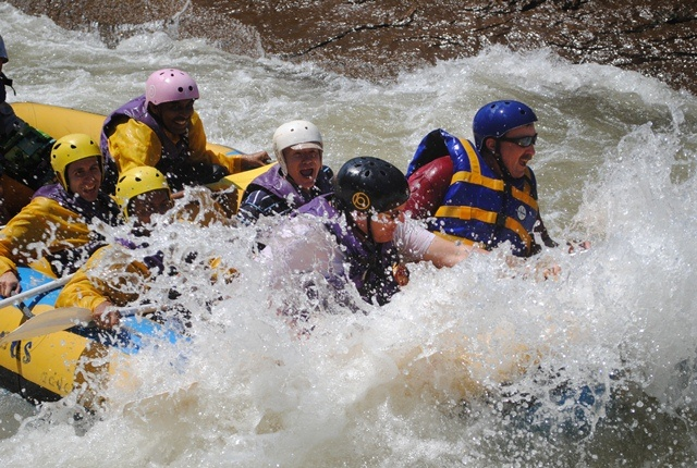 Action from the Ash River, Clarens, South Africa.