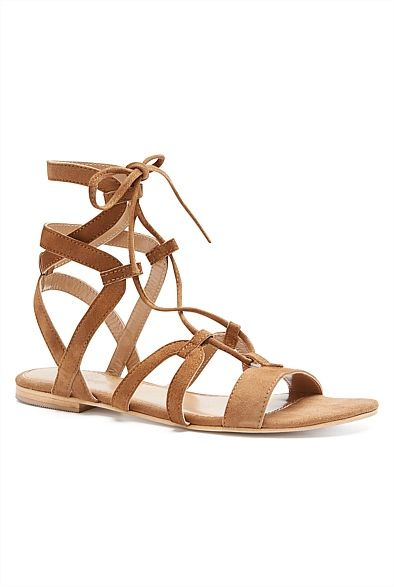 SO EXCITED for this trend this year! The Witchery Marial Gladiator Sandals are a pair of perfection #witcherystyle