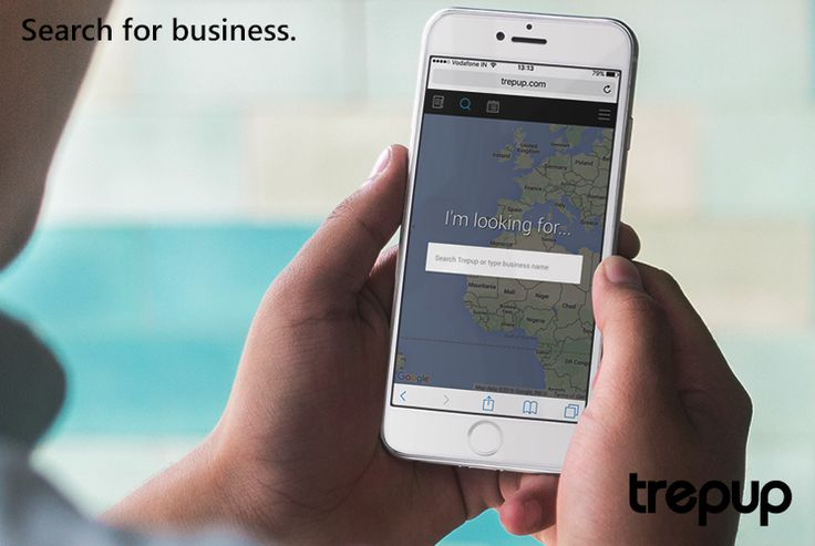 Find businesses by just typing in the name in the Search box on Trepup. It's predictive as well! http://trepup.co/1P4VuqT