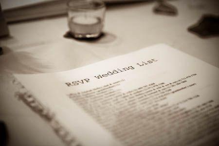 Lista tuturor necesitatilor pentru nunta ta!   Nunta cu stil