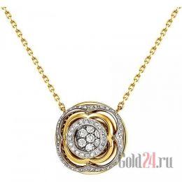 Ramon Золотое колье с бриллиантами, 28/2707Y, 50