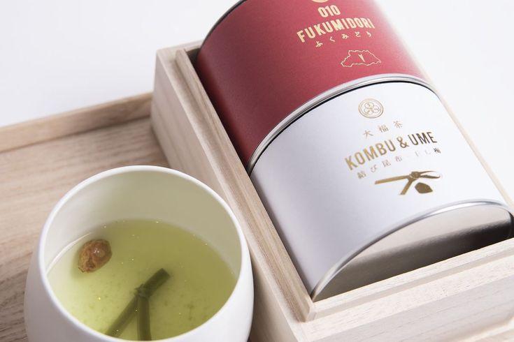 正月ギフト金粉入り大福茶で新年に福を呼び込んで