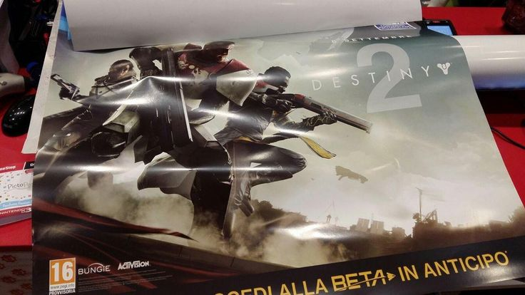 Possible Destiny 2 release date of September 8th!