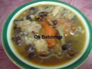 AS PAPINHAS DOS BABINHOS: Feijoada de Atum - http://aspapinhasdosbabinhos.blogspot.pt/2010/06/feijoada-de-atum.html