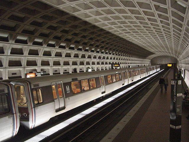 DC Metro is Evil BART