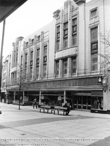 22 - 26 and 34 - 38 Listergate, Nottingham NG1 7DG Over 100 years ago in August 1914, Woolworths opened their first Nottingham store in historic Listergate. It possibly started off small, as betwee...