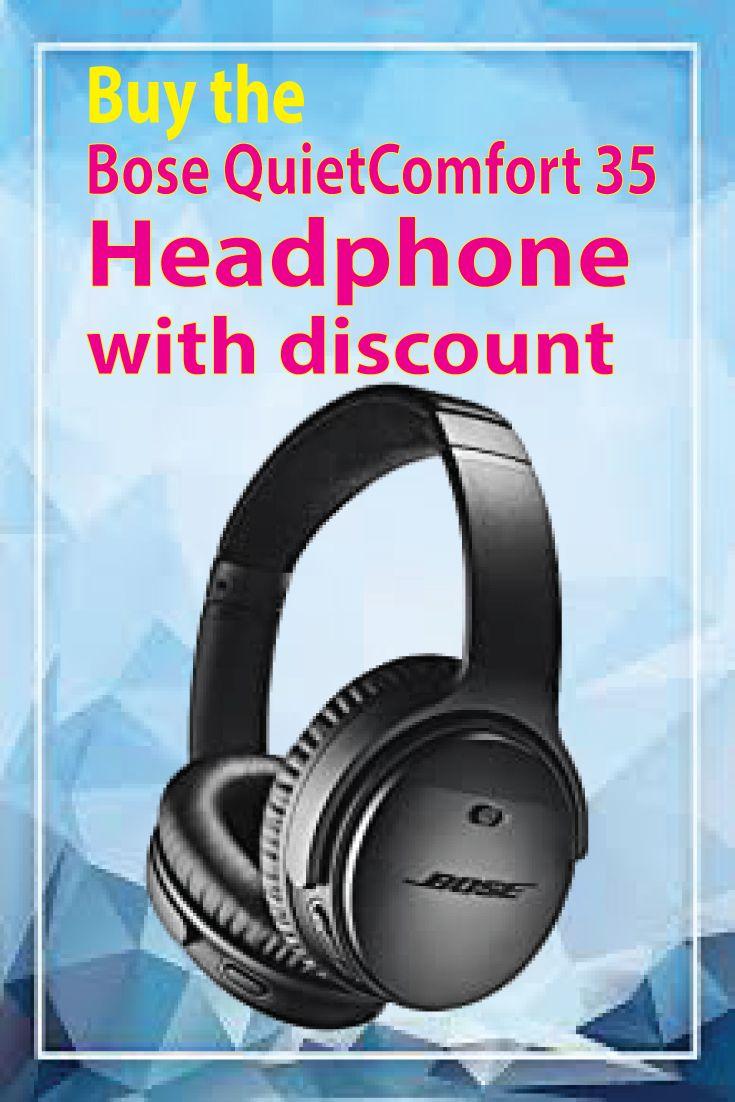 Bose Quiet Comfort 35 Headphone Apple Products Headphone Wireless Noise Cancelling Headphones