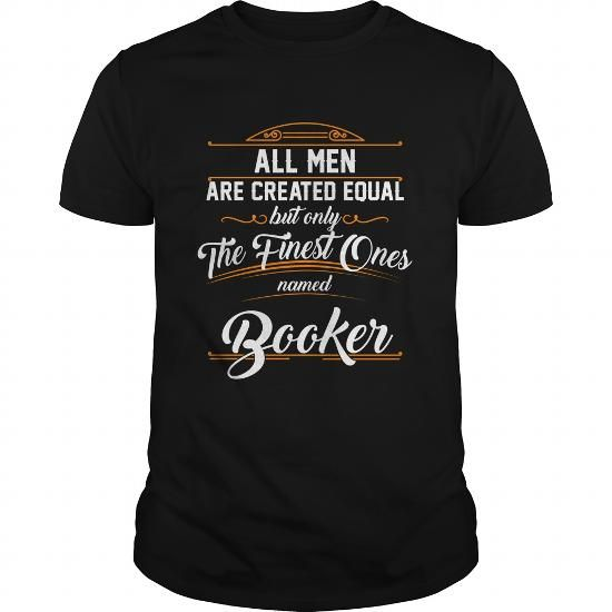 Awesome Tee BOOKER T-Shirts