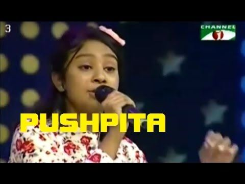 PUSHPITA - Channel I - Khude Gaanraj 2015 - GRAND FINAL (WINNER)