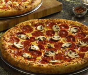 FREE Domino's Medium Pan Pizza (3PM ET – FIRST 20,000!)