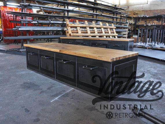 M s de 25 ideas incre bles sobre armario industrial en for Armario industrial vintage