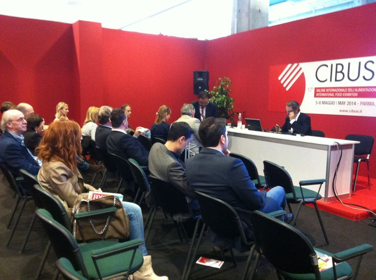 #Workshop about #India during #CIBUS2014 hold by Octagona's senior partner