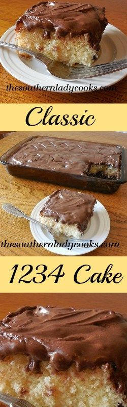 the-southern-lady-cooks-classic-1234-cake                                                                                                                                                                                 More