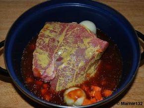Rezept: Rinderbraten aus dem Backofen Bild Nr. 4