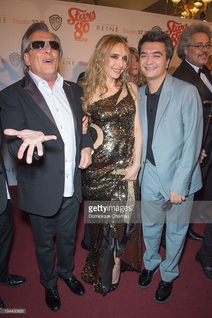 Photo d'actualité : Gilbert Montagne, Jeanne Mas and Thomas Langmann...