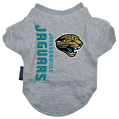 Jaguars NFL Team Dog Shirt