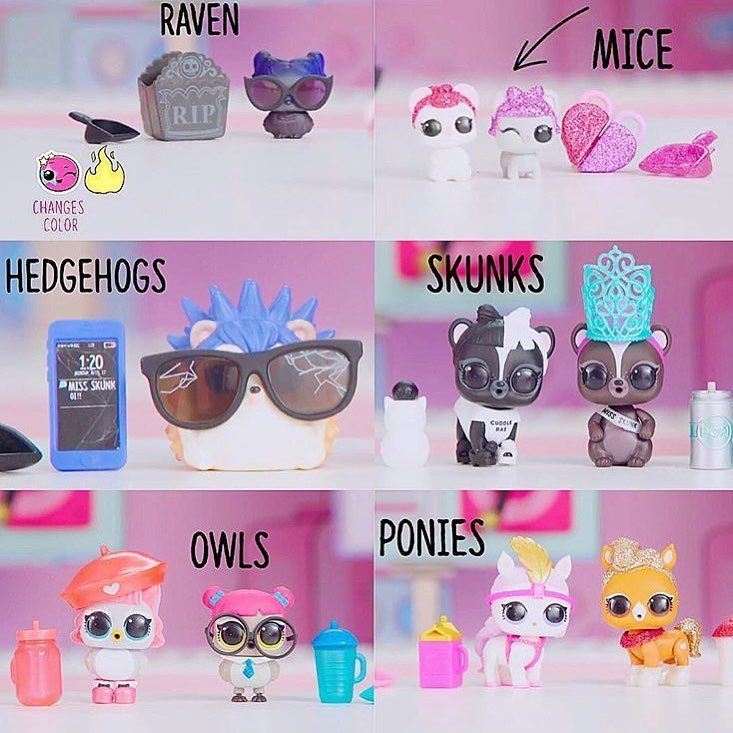 Omg These Lol Surprise Series 4 Pets Are Adorable Photo Credit Ellajplays Lolsurprise Loldoll Lolsurprise Lolsurprisedo Lol Dolls Slime Craft Doll Family