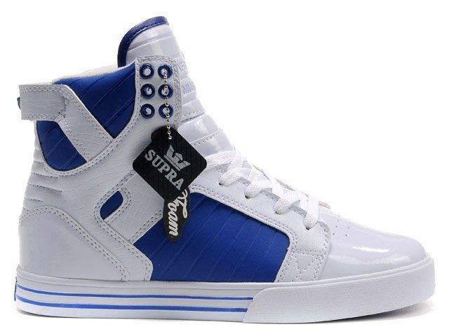 finest selection dbd7b 9b9d1 cool boy shoes   ... fashion shoes Justin Men Society white blue casual  cool shoes supplier   cool things   Pinterest   Supra shoes, Supra skytop  and ...