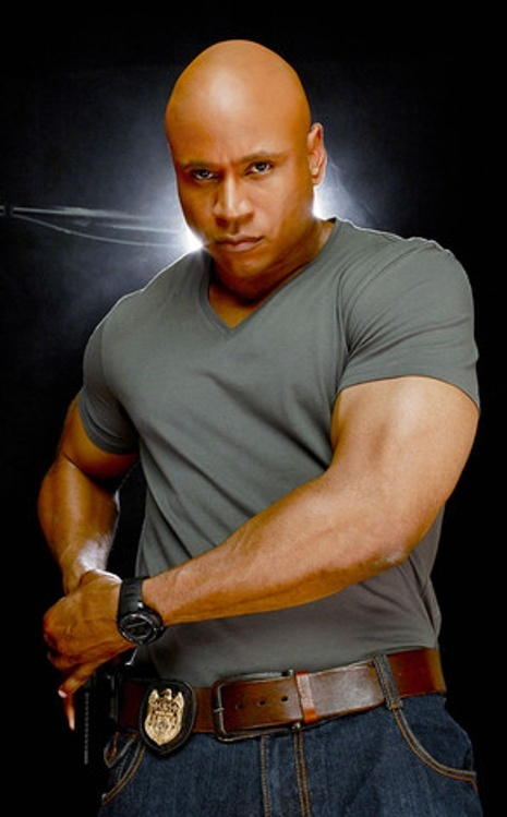 """LL Cool J, NCIS: Los Angeles - described as having """"earnest chops and caramel sex appeal."""" Um ... yeah. Hell, yeah."""