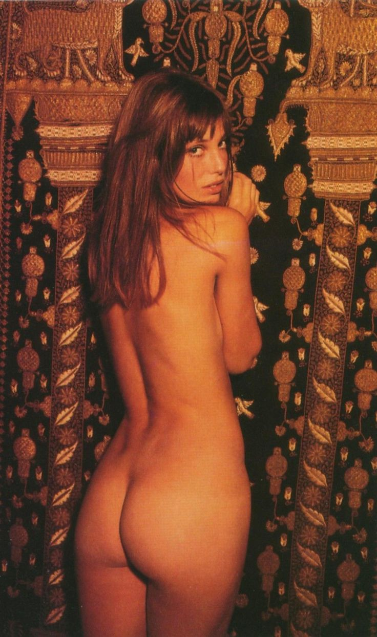 Birthday suit.  Jane Birkin.