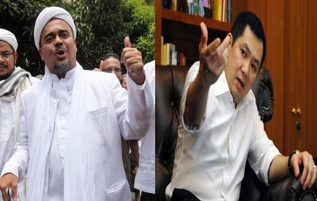 Berita Islam ! Karena Hary Tanoe Bukan Habib Rizieq... Bantu Share ! http://ift.tt/2v4WLOy Karena Hary Tanoe Bukan Habib Rizieq  Akhirnya takluk. Kurang lebih demikian kesimpulan publik ketika mendengar informasi Hary Tanoesoedibjo mendukung Jokowi. Ketua Umum Partai Perindo itu akan mendeklarasikan dukungannya kepada presiden petahana tersebut pada akhir tahun 2017 untuk maju dalam Pilpres 2019. Berbagai pihak lalu mengaitkannya dengan status tersangka yang membelit Hary Tanoe. Pada Juni…