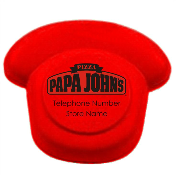 Papa Johns stress ball