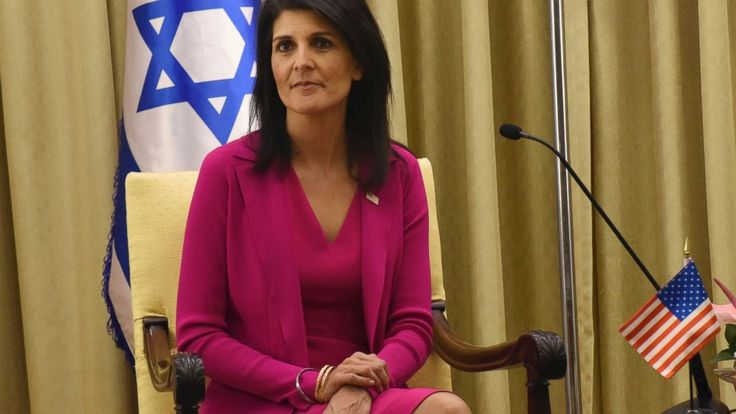 """President Donald Trump's ambassador to the United Nations said Wednesday the U.S. will not allow the U.N. to """"bully"""" Israel anymore.  Nikki Haley spoke Wednesday in Jerusalem a day after she berated the U.N.'s top human rights body for ignoring countries with horrendous... - #Bully, #Envoy, #Haley, #Israel, #TopStories, #Wont"""