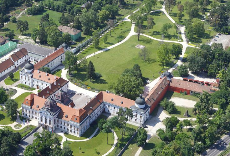 Palazzo Grassalkovich di Gödöllő