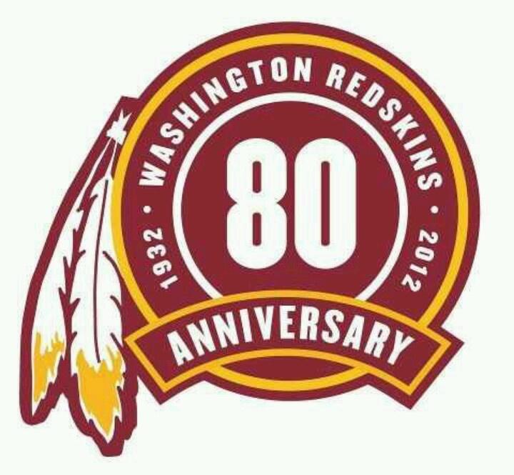 80 years! (With images) Washington redskins, Redskins