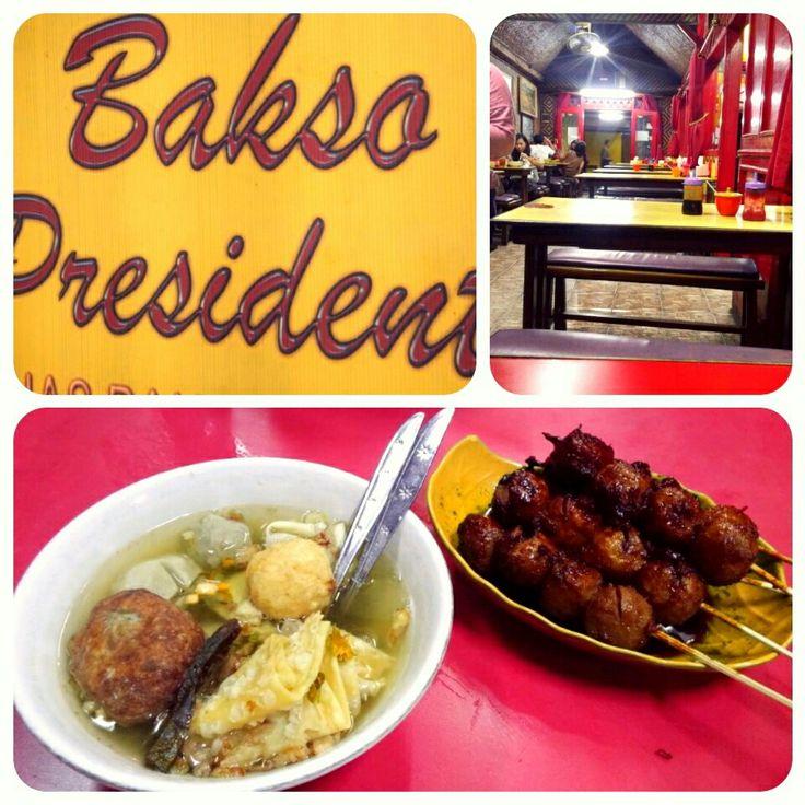 Bakso Malang Bakar, Indonesian Food