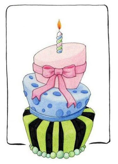 17 Best images about ClipArt: Cake Art on Pinterest Mint ...
