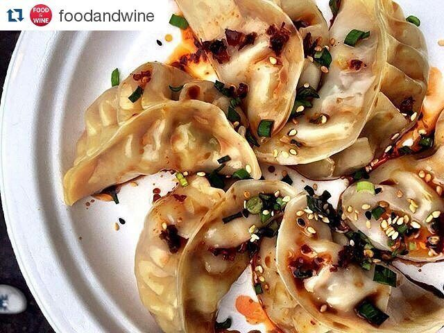 """#Repost @foodandwine with @repostapp  @marcuscooks: """"Every time I go to London I have to stop at Broadway Market. Today these dumplings were the snack of choice. #ChefLife"""" #foodandwine #steaknight #everythursday #steak #wolfies #yum #sydneyharbourbridge #sydneyrestaurant #harbourfront #restaurant #foodandwine #food #feedfeed #foodphotography #foodpic #foodporn #foodgram #foodgram #foodphotography #foodstagram #foodforthought #foodforthought  #foodshot #foodshare #foodgasm #foodblogger…"""