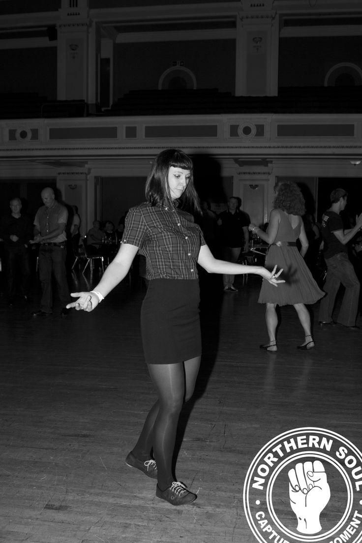 how to dance northern soul style