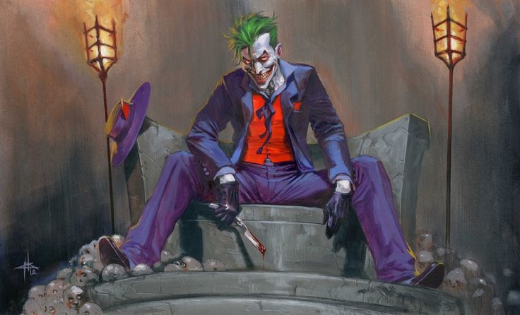ronanpedrosa:  Batman Enemies byGabriele Dell'otto