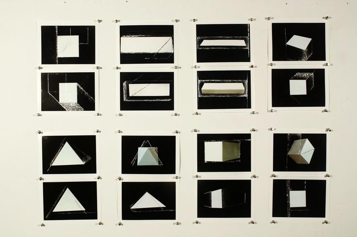 "My artwork. 2011. ""Subjective"" Jamie Earnest."