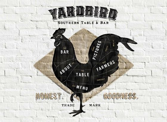 Yardbird – Southern Table & Bar - Run Chicken, Run!  via diegoguevara.com