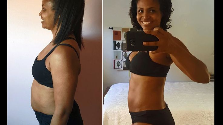 How I Lost Weight Fast in 8 Weeks   Before & After Weight Loss Pics Body...